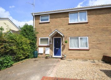 Thumbnail 3 bedroom semi-detached house to rent in Bramley Avenue, Melbourn, Royston