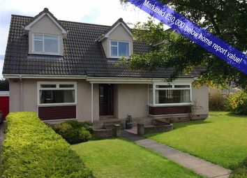 Thumbnail 4 bedroom detached house for sale in 4, Murray Row, Balmullo, Fife