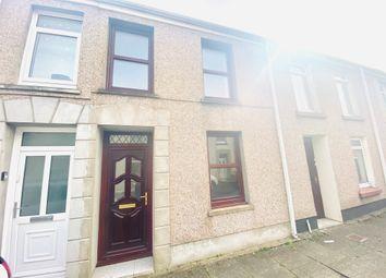 Thumbnail 2 bed terraced house for sale in Penyfon Street, Llanelli