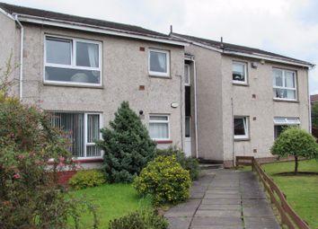 Thumbnail 1 bed flat to rent in Shandon Crescent, Bellshill, North Lanarkshire