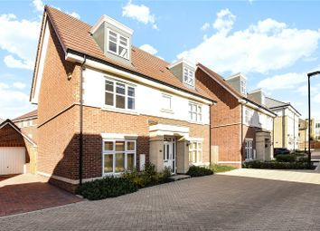 Thumbnail 5 bed detached house for sale in Truesdales, Ickenham, Uxbridge, Middlesex