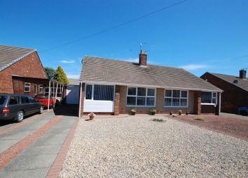 Thumbnail 2 bed semi-detached bungalow for sale in Ashington Drive, Choppington