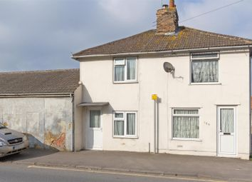 Thumbnail 2 bed terraced house for sale in London Road, Teynham, Sittingbourne