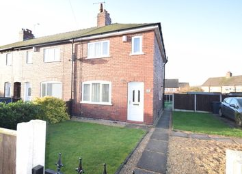 Thumbnail 3 bed end terrace house for sale in Orton Road, Newcastle-Under-Lyme