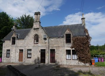 Thumbnail 1 bedroom flat to rent in Astra Cottages, Elgin, Moray
