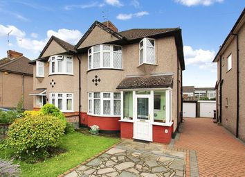 Thumbnail 3 bed semi-detached house for sale in Pleasance Road, St Paul's Cray, Kent