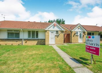 Thumbnail 2 bed semi-detached bungalow for sale in Waterloo Close, Penylan, Cardiff