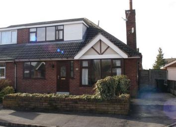 Thumbnail 3 bed semi-detached house to rent in Lostock Road, Croston, Leyland