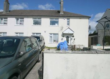Thumbnail 2 bed flat for sale in Aylesbury Crescent, Plymouth