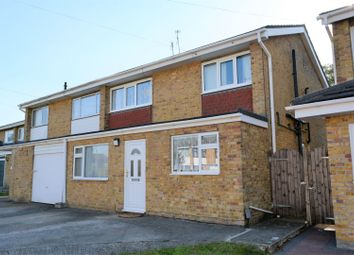 Thumbnail 3 bed semi-detached house for sale in Barton Drive, Hedge End