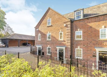 Thumbnail 3 bed terraced house to rent in Ayston Road, Uppingham, Oakham