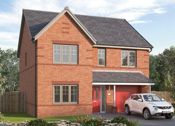 "Thumbnail 4 bed detached house for sale in ""The Sudbury"" at Heath Lane, Earl Shilton, Leicester"