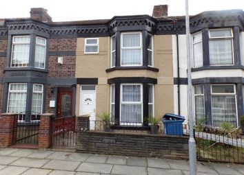 Thumbnail 3 bed terraced house for sale in Cambridge Road, Walton, Liverpool, Merseyside