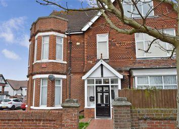 Thumbnail 1 bedroom flat for sale in Julian Road, Folkestone, Kent