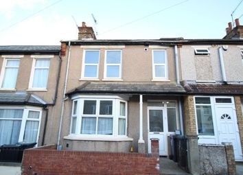 Thumbnail 3 bed terraced house for sale in Brook Road, Northfleet, Gravesend