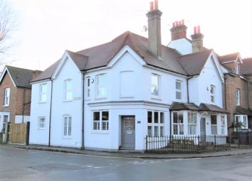 Thumbnail 3 bedroom semi-detached house to rent in Station Road, Marlow