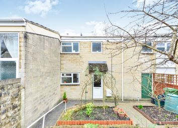 Thumbnail Terraced house for sale in Uphill Drive, Bath