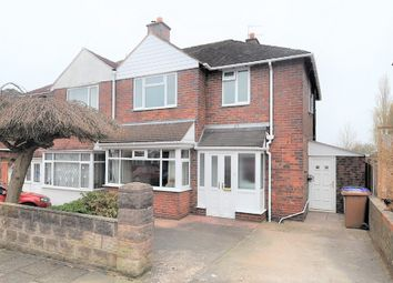 Thumbnail 3 bed semi-detached house for sale in Yoxall Avenue, Hartshill