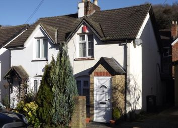 Thumbnail 2 bed semi-detached house for sale in Station Cottages, Station Road, Kenley, Surrey
