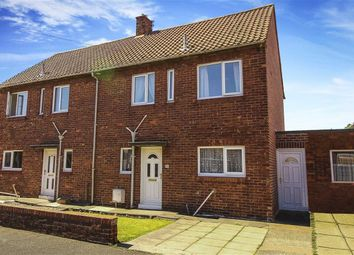 Thumbnail 3 bed semi-detached house for sale in Hollymount Square, Bedlington, Northumberland