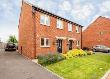 2 bed semi-detached house for sale in Heyford Park, Camp Road, Upper Heyford, Bicester OX25