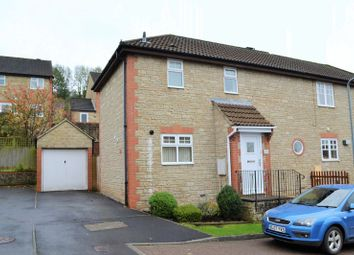 Thumbnail 3 bed semi-detached house for sale in Fern Close, Midsomer Norton, Radstock