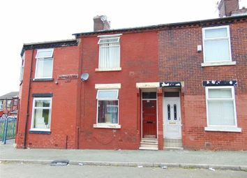 Thumbnail 2 bedroom terraced house for sale in Holmfield Avenue West, Moston, Manchester