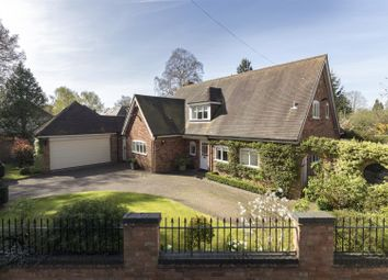 Thumbnail 5 bedroom detached house for sale in Barwell Close, Leamington Spa