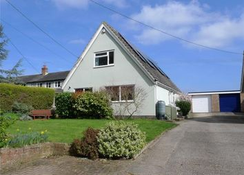 Thumbnail 3 bed detached house for sale in Taylors Farm Road, Kedington, Haverhill, Suffolk