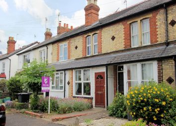 Thumbnail 3 bed terraced house for sale in Thames Avenue, Pangbourne, Reading