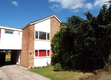 Thumbnail 3 bed semi-detached house for sale in Lambert Road, Uttoxeter, Staffordshire