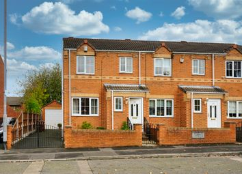 Thumbnail 3 bed semi-detached house for sale in Rhodes Street, Hightown, Castleford