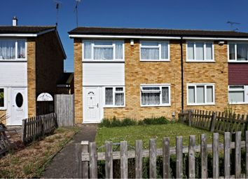 Thumbnail 3 bed semi-detached house for sale in Hinton Walk, Dunstable