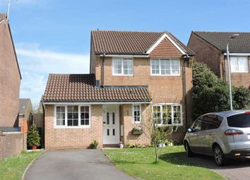 Thumbnail 4 bedroom detached house for sale in Keepers Close, Penllergaer, Swansea