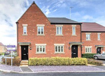 Thumbnail 2 bed semi-detached house for sale in Lancaster Corner, Moreton-In-Marsh