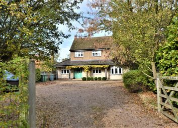 Thumbnail 4 bedroom detached house for sale in New Cross Road, Stamford