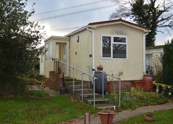 Thumbnail 1 bed mobile/park home to rent in Bishopstoke Lane, Brambridge, Eastleigh