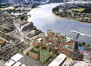 Thumbnail 2 bed property for sale in Precison At Greenwich, London