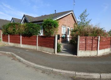 Thumbnail 2 bed bungalow for sale in Marthall Drive, Sale, Trafford, Greater Manchester
