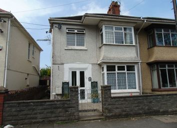 Thumbnail 3 bed semi-detached house to rent in Brynelli, Dafen, Llanelli
