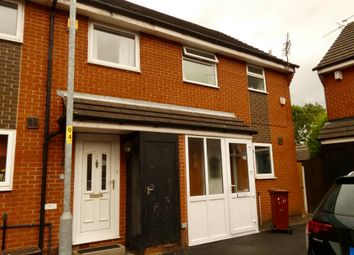 Thumbnail 2 bed town house for sale in Hollingworth Avenue, Manchester