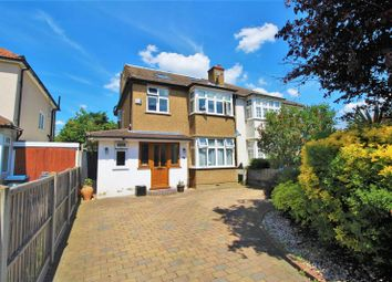 Thumbnail 4 bed semi-detached house to rent in Warren Drive North, Tolworth, Surbiton