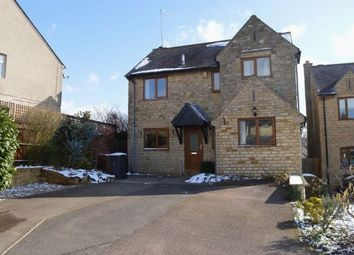 Thumbnail 4 bed detached house to rent in Church View, Moulton, Northampton