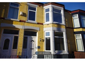 Thumbnail 3 bed terraced house to rent in Cranbourne Avenue, Birkenhead