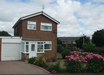 Thumbnail 3 bed detached house for sale in Kepier Chare, Crawcrook, Ryton