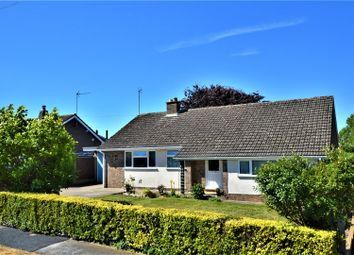 Thumbnail 3 bed detached bungalow for sale in Castle Rise, Belmesthorpe, Stamford
