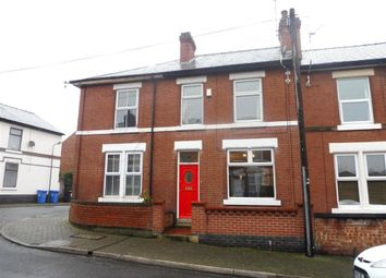 Thumbnail 3 bed terraced house for sale in Crown Street, Derby