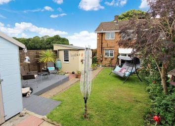 Thumbnail 2 bed end terrace house for sale in Fennycroft Road, Gadebridge, Hemel Hempstead