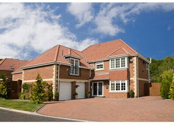 Thumbnail 4 bed detached house for sale in Riverview, Fatfield, Washington, Tyne & Wear.