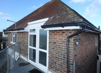 Thumbnail 2 bed flat to rent in Flat Above Downton Garage, Christchurch Road, Downton